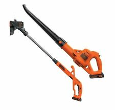 Weed Eater Leaf Blower 20V Max Lithium String Trimmer Edger Plus Sweeper Combo