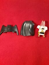 Batman Action Figure Toy Accessories DC Comic Action Figure Items Lot Of 3