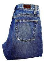 Women's Rockies Jeans Natural Rise Slim Denim Blue Jeans Size O slim