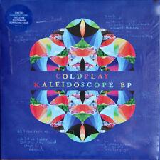 "Coldplay - Kaleidoscope 12"" EP - SEALED - Blue Colored Vinyl Album LP + DL"