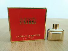 Extreme de Parfum by Gianfranco Ferre for Women 5ml MINI MINIATURE PERFUME New