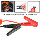 Booster Cable Battery Alligator Clamp Emergency Lead For Car Jump Starter Device