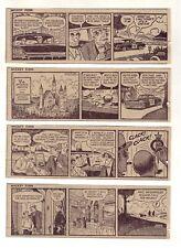 Mickey Finn by Lank Leonard - 27 daily comic strips - Complete August 1962