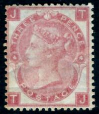 1865-67 3d Rose Plate 4 Sg 92 LIGHTLY MOUNTED MINT V74424