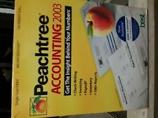 Peachtree accounting 2003