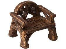 Fiddlehead Fairy Garden - FAIRY HOME ACCESSORIES - Woodland Rustic Chair