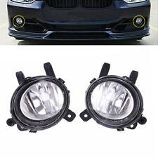 Pair Front Fog Light Lamp For BMW F20 F21 F22 F23 F45 F30 F31 F34 F32 F33 F36 #K