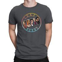 Beverly Hills 90210 Luke Perry Inspired Design Men's T-shirt Dylan Mckay Tee Top