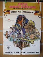 764      EL HIDALGO DE LOS MARES GREGORY PECK VIRGINIA MAYO