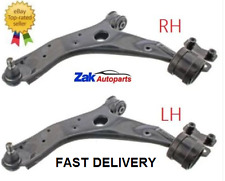 Mazda 3 04-08 2 Front Lower Wishbone Suspension Track Control Arms Pair NEW