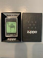 New ListingCamel Zippo Decades Series (1990)
