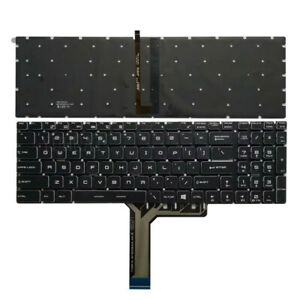 NEW FOR MSI MS-1781 MS-1782 MS-1783 MS-1785 MS-1795 keyboard Backlit
