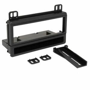 Single Din Dash Kit for Car Radio Stereo Install Installation Plastic Trim CD