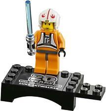 LEGO STAR WARS 20th Anniversary Luke Skywalker MINIFIG new from Lego set #75258