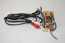 Audiokabel Vorverstärker Audioteil für Denon DP-300F Plattenspieler turntable