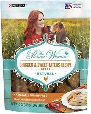 Purina The Pioneer Woman Chicken & Sweet Taters Recipe Bites Dog Treats 5 oz