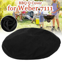 BBQ Barbecue Cover Protect Waterproof weather resistant 7111 For Weber Q200/2000