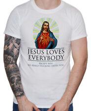 Graphic Regular Size Jesus for Men