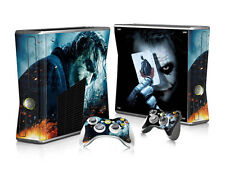 Joke Sticker Skin Decal For Microsoft XBOX 360 Slim Console Controller Gift