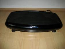Skandika Vibration Plate 600 Fitness Masage Vibrationsplatte max.100 Kg schwarz