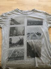 all saints t shirt medium
