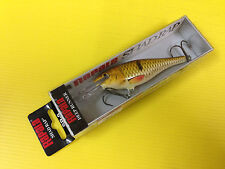 Rapala Deep Runner Shad Rap SR-9 JP, Jungle Perch Color Crankbait Fishing Lure.