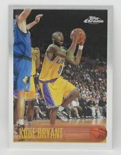 Kobe Bryant 1996-97 Topps Chrome #138 - RC - Lakers - SUPER RARE - Gem Mint