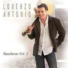 Lorenzo Antonio - Rancheras 2 [New CD]