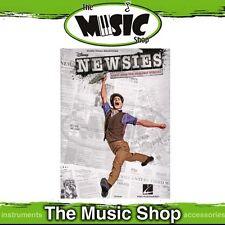 New Newsies the Musical Piano & Vocal Selections Music Book