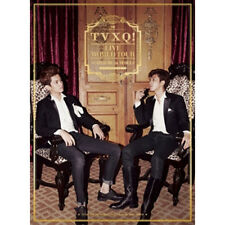 Tohoshinki - TVXQ! The 4th World Tour Catch Me Live Album (2 for 1) (TVXQ04L)
