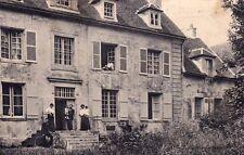 CHAMBERY maison de famille vélo timbrée 1909