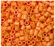 1000 Perler Butterscotch Color Iron on Fuse beads NEW