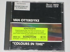 CD/DENNIS MUSIC LIBRARY HDCD 1214/VAN OTTERDYKE/COLORS IN TIME