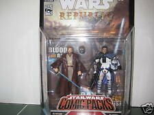 Star Wars Comic Pack Obi-Wan Kenobi and Arc Trooper NEW