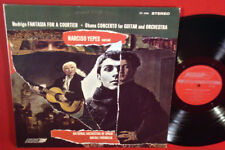NARCISO YEPES Classical Guitar LONDON FFRR STEREO LP