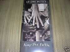 Bon Jovi - Keep the Faith CD longbox 1992 RARE NEW sealed