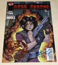 Fear Effect 1 E3 Variant Signed Mastromauro Top Cow
