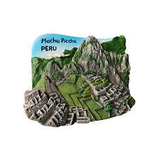 Sticker Luggage Travel #19266 2 x 10cm Peru Machu Picchu Llama Vinyl Stickers