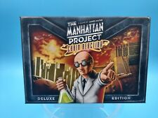 jeu de societe carte plateau neuf the manhattan project chain reaction deluxe