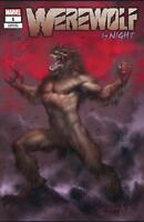 Werewolf By Night #1 (Of 4) Lucio Parrillo Variant (10/21/2020)