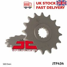 JT- Front Drive Motorcycle Sprocket JTF434 16t fits Suzuki DR400 S-T,X,Z 80-83
