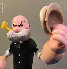 loose Mezco 2002 Popeye Series 2 complete Poopdeck Pappy figure