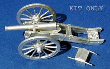 PIOMBO MILITARE CASTING 808 Kit di una scala 1:32 GUERRE NAPOLEONICHE KIT Cannone E Equipaggio