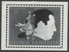 #1484 8c George Gershwin Publicity Photo Essay