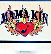 AEROSMITH MAMA KIN MUSIC HALL MATCH BOOK NEW