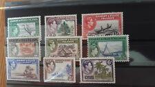 Briefmarken Großbritanien Kolonien Gilbert & Ellice Inseln 1937 Jahr. MLH.