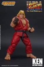 Storm Toys 1/12 Ultra Street Fighter II Ken Action Figure
