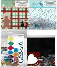 Lot of 4 Scrapbooking 12 x 12 Page Kits Love Birthday Baby Christmas Valentines