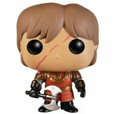 FLAWED BOX Game of Thrones Tyrion w Scar & Battle Axe POP Vinyl Figure FUNKO