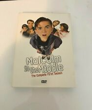 Malcolm In the Middle The First Season  Tv show  DVD Boxed Set USED